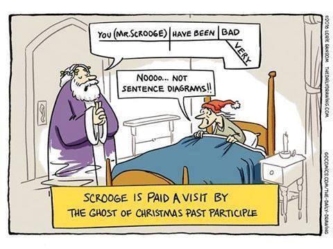 scrooge grammar
